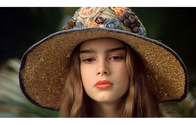 Brooke Shields :: Pretty Baby 1978